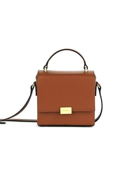 Biker Starlet Chelsea Bag - Tan Brown