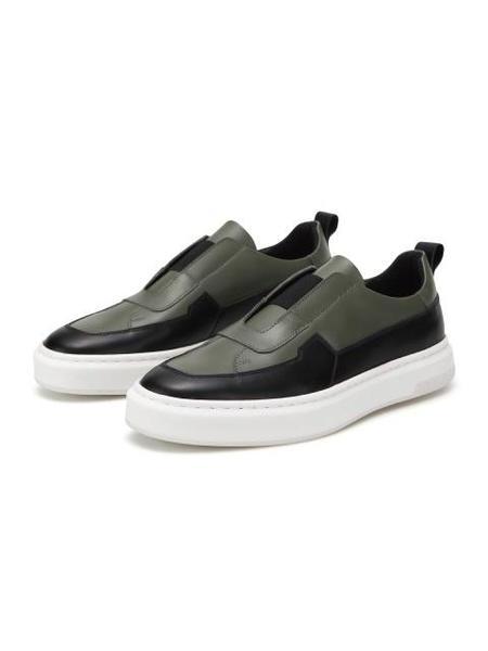 Amon Movement Normal.B Sneakers - Khaki