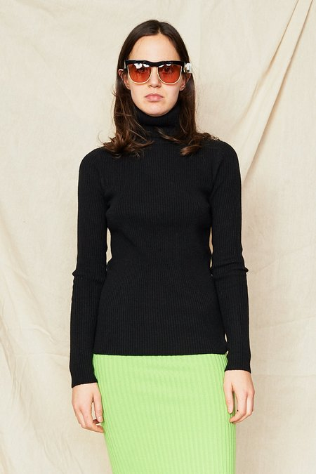 Demy Lee Cashmere Mackena Sweater - black