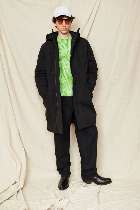 Hope Man Parka - Black