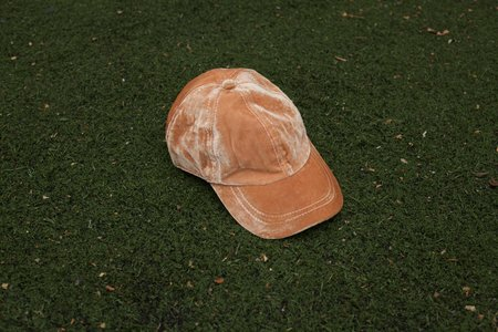 Colorant Velvet Fitted Solid Cap
