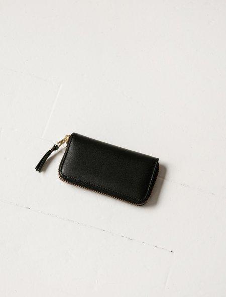 Comme Des Garcons Wallet Small Rectangular Coin Wallet