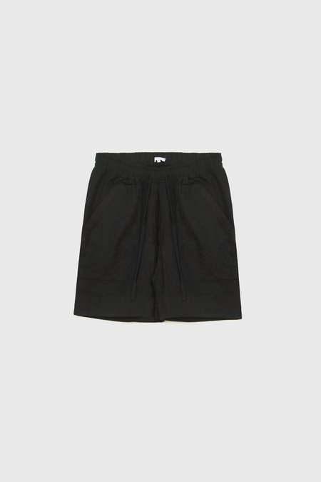 COMMONERS Patch Pocket Walk Short - Black