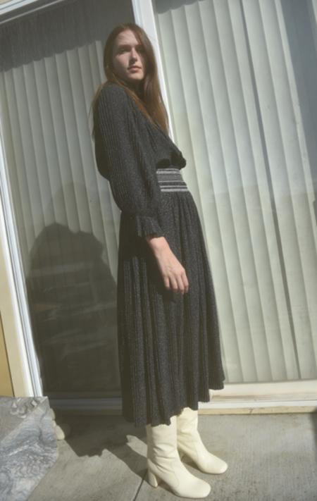 Vanessa Bruno Jamila Skirt - Dot Print