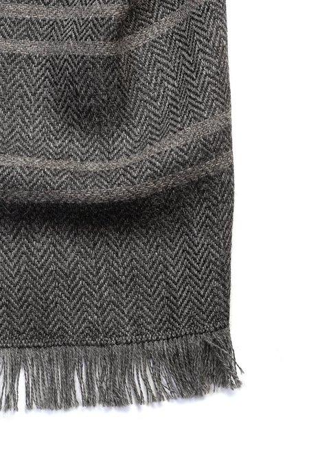 Bridge & Burn Alpaca Wool Gradient Scarf