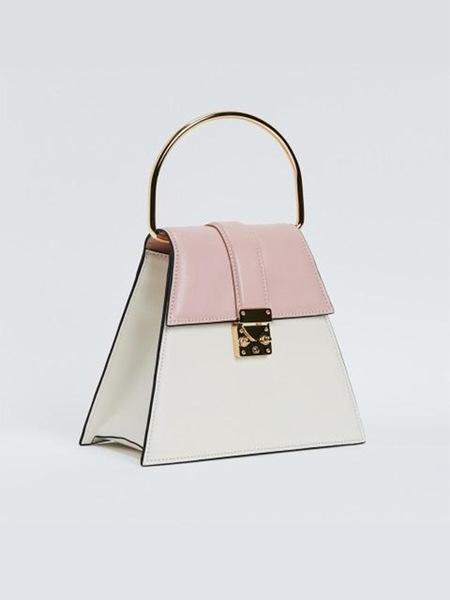 DIERNEAS Timetail Square Mini Bag - Blossom Pink
