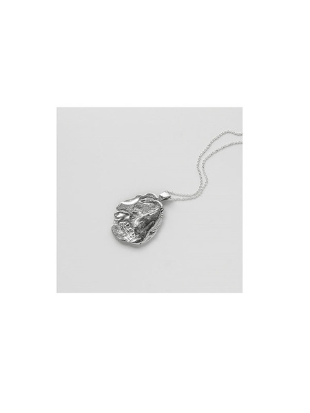 A.Neujac The Fragment Of Shells Sm No1 Necklace - Silver
