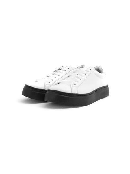 FELLAS 1932 De Gas Tonal Stitching Sneakers - Black Outsole