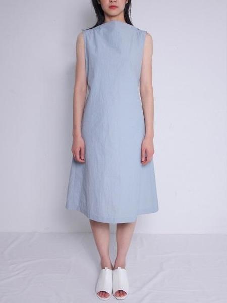 HALOMINIUM Vest String Dress - Sora