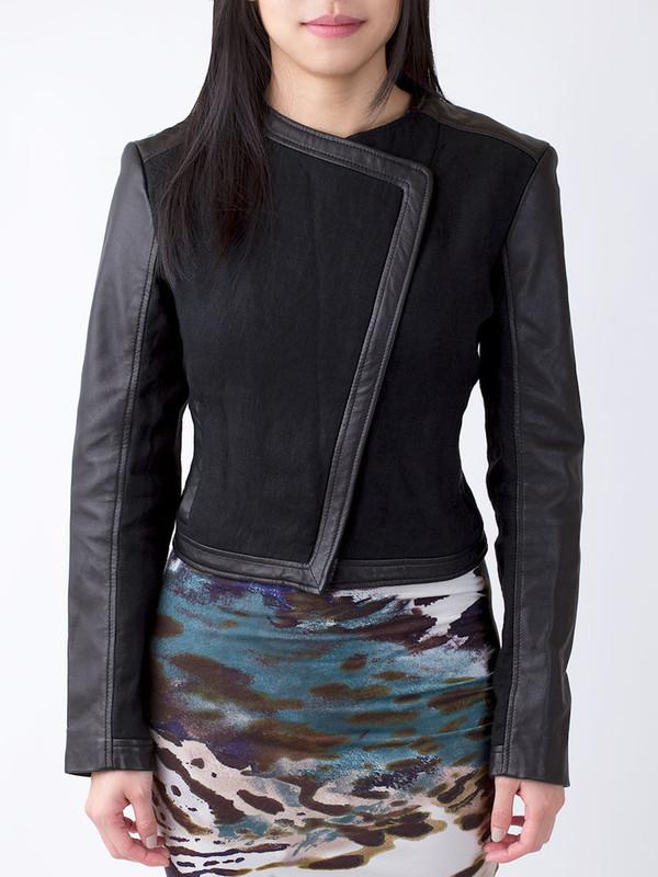 Jenni Kayne Asymmetrical Jacket