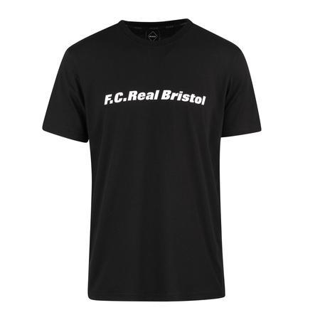 F.C. Real Bristol Authentic T-Shirt - BLACK