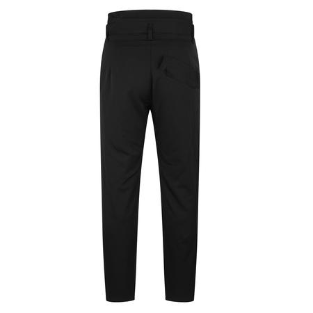 Bed J.W. Ford High Waist Pants - BLACK
