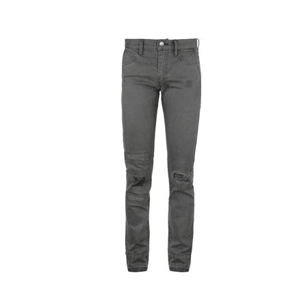 JohnUNDERCOVER Patchwork Denim Jeans - Charcoal