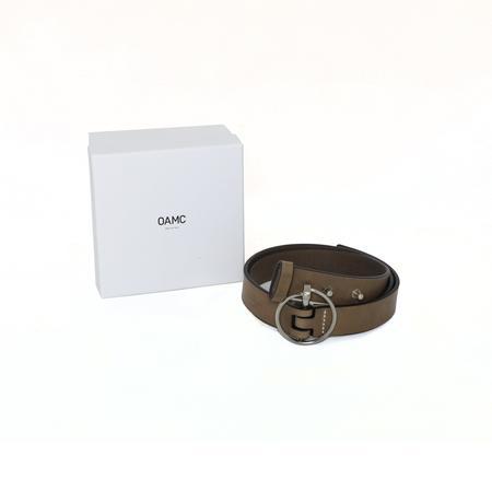 OAMC 2.5cm Pull Pin Belt