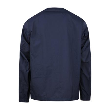 Meanswhile Waterproof Reversible 4 Way Jacket - NAVY/STEEL