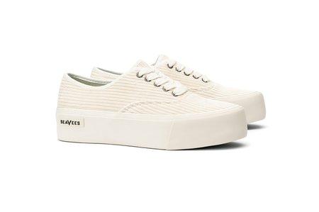 Seavees Legend Sneaker Platform - Ecru
