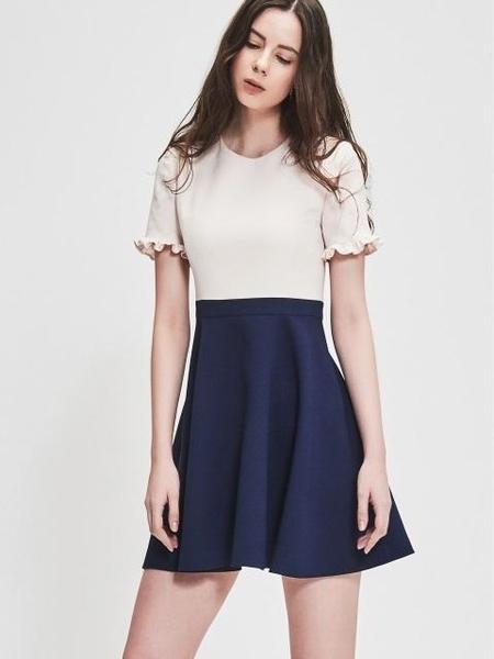 BLANC & ECLARE RTW May Mini Dress