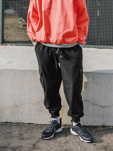 BALANT Talent Training Jogger Fit Pants - Black
