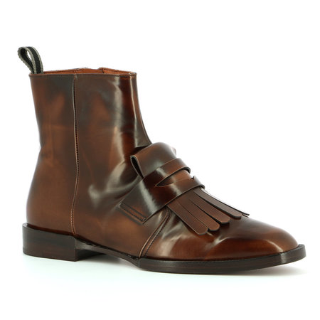 Robert Clergerie Yousc Ankle Boot - Brown