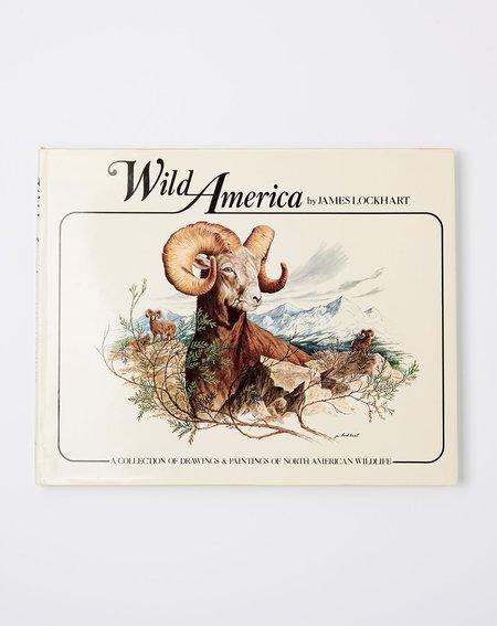 Covet + Lou Vintage Wild America Book