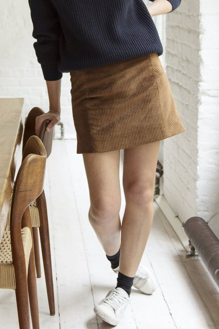 The Acey Frankie Mini Skirt