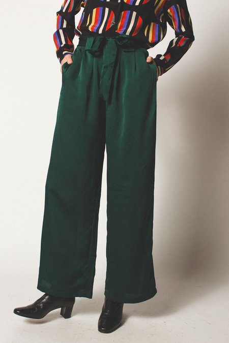 The Odells Verona Pant - Spruce