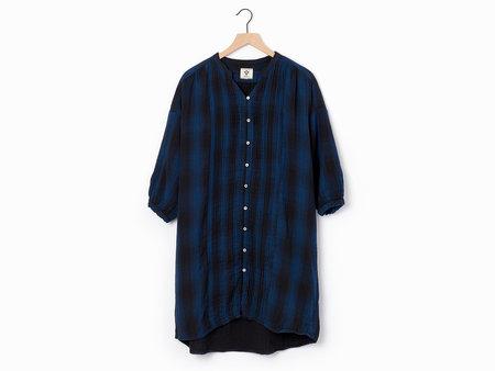 Bsbee Cimilia Shirtdress - Blue/Black
