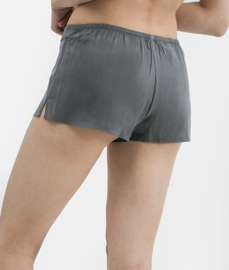 Kent Oh Tap Shorts - Slate Grey