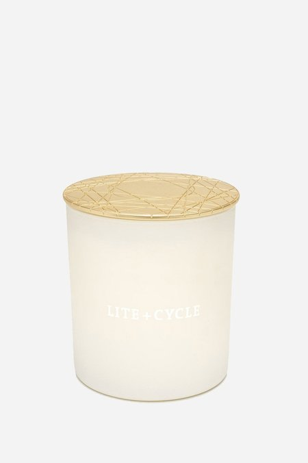 Lite + Cycle Lavender Vessel Candle