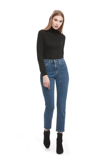 Yoga Jeans High Rise Cigarette - Barbuda