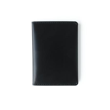 MAKR Passport Wallet - BLACK