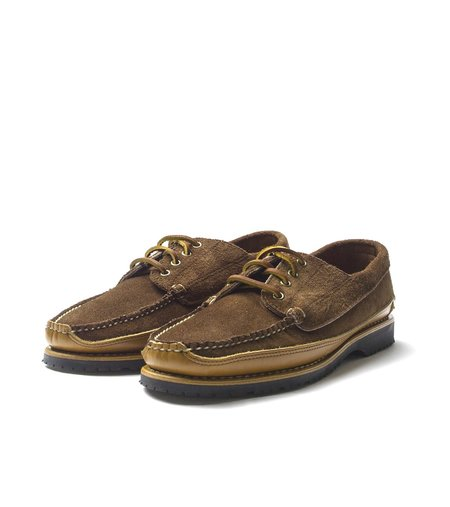 Rancourt & Co Rancourt Ranger Mock - Brown Suede