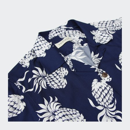 Footage Tropics Shirt - Pineapples