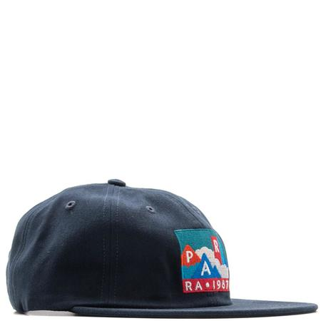 891947cc1e7 ... by Parra Mountains of 1987 6 Panel Hat - Navy Blue