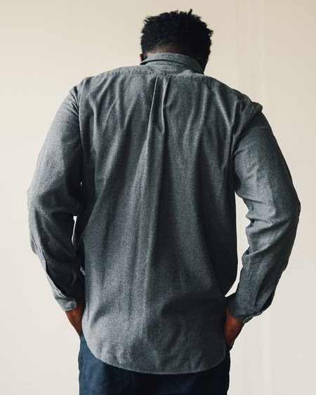 Arpenteur Ted Cotton Shirt - Grey