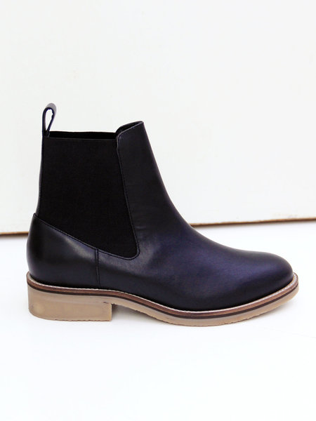 Elk Chelsea Boot - Black