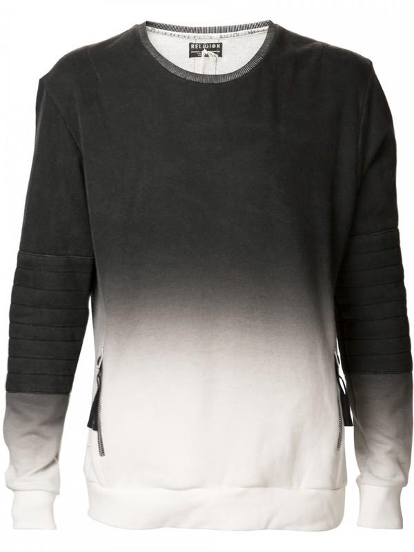Men's Religion Ombre Sweatshirt