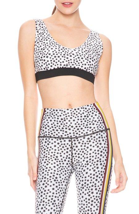 Wear It To Heart Strappy Studio Bra - White Superstar