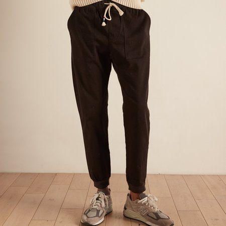 Sol Angeles Essential Twill Jogger - Black