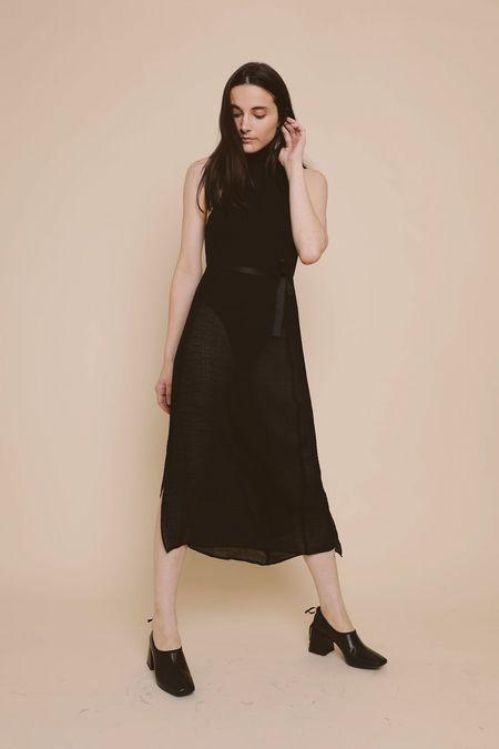 Ajaie Alaie Viento Skirt - Black