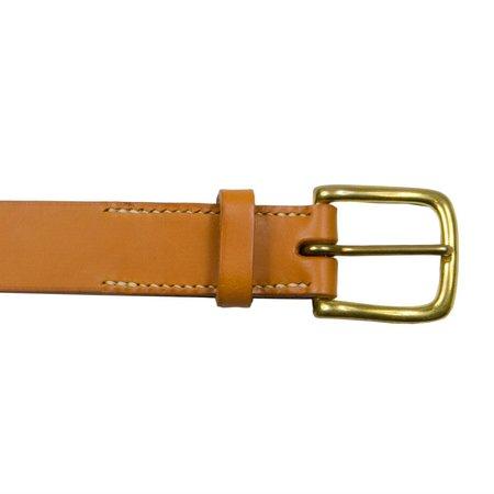 Laperruque Gold Buckle Belt - Gold