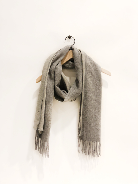 Donni Charm Duet Scarf - Heather