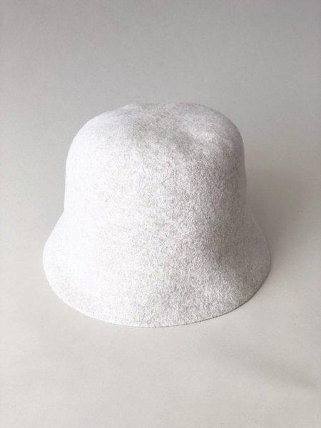 Mature Hat Bell Hat - Beige