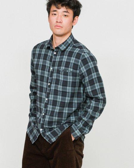 SUIT Douglas Shirt - Medium Grey Melange