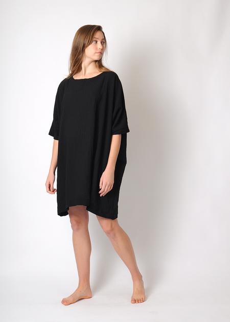 Uzi NYC Box Dress - Black