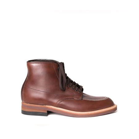 Alden 403 Indy Boot Brown Aniline Pull-Up