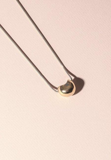 Seaworthy Coron Necklace - Brass