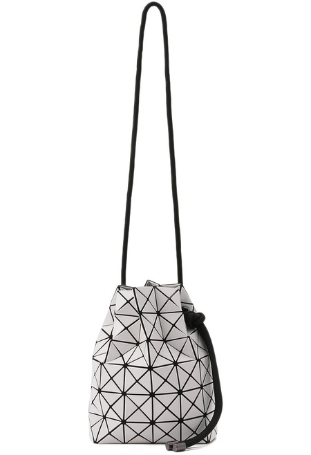 BaoBao Cinch Bucket Bag - ICE GRAY