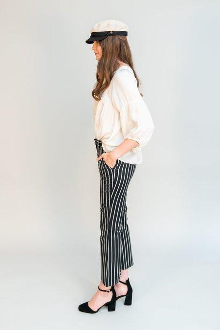 Just Female Laurent Trouser - Striped