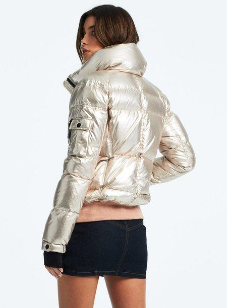 SAM. Freestyle Bomber - White Gold